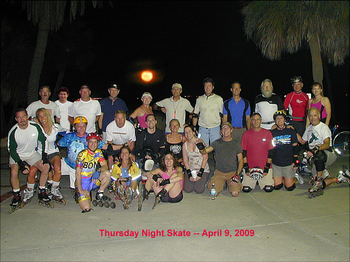 thursday night skaters